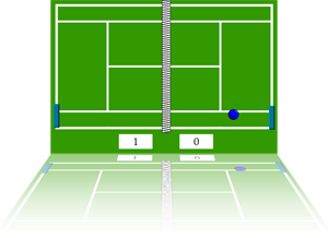 Picture of Pong Game